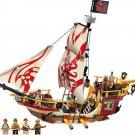Lego Compatible Enlighten Pirate Caribbean Cannon War Ship Vessel Treasure
