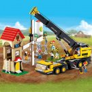 B0553 City Farm Barn Mill Construction Crane Vehicle Lego Compatible Toy