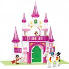 Medieval War Princess Palace Castle Knight Doll House Lego Compatible Toy