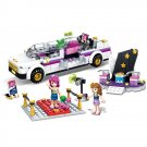 Friends Heartlake Pop Star Limo Limousine Celebrity Cat Walk Lego Compatible Toy