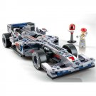 F1 Formula Grand Prix Indy Car Racer Racing Champion Lego Compatible Toy