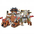 Dynasty Army War Soldier Castle Palace Fortress Siege Lego Compatible Toy