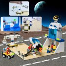 Space Ship Shuttle Apollo Moon Station Astronaut Lego Compatible Toy