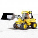 City Road Construction Loader Vehicle Engineer Worker Lego Compatible Toy