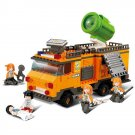 City Lego Compatible Toy Rescue SOS Hospital Ambulance Police Force