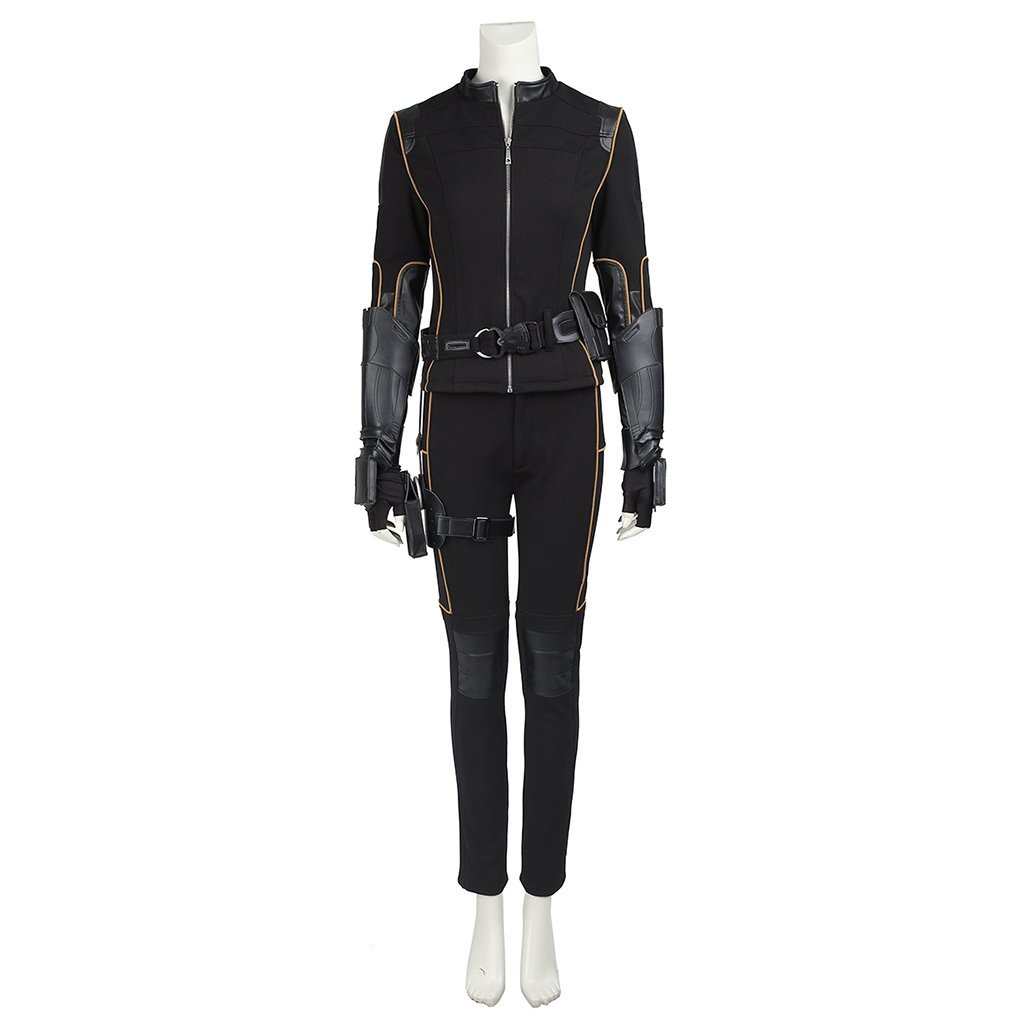 Agents of S.H.I.E.L.D. Skye Quake Costume Cosplay Halloween Party Costumes