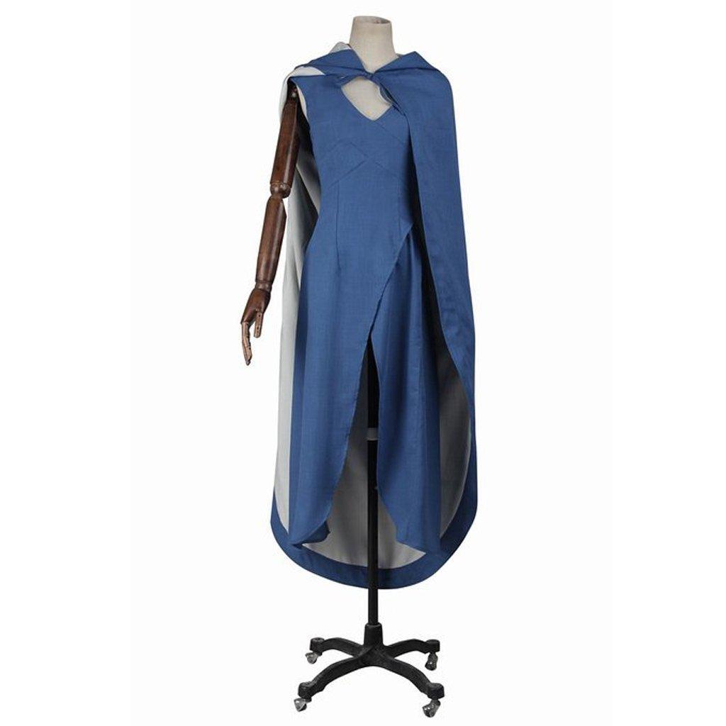 Women's Fancy Dress Cosplay Costumes for Game of Thrones Daenerys Targaryen