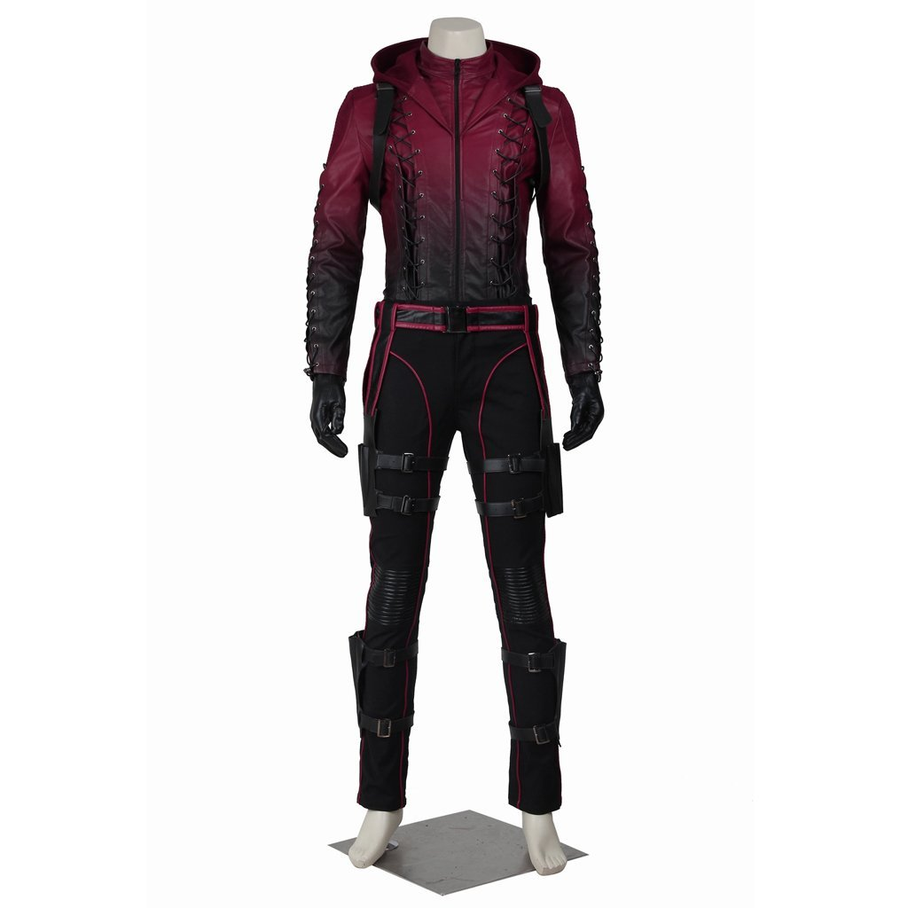 Green Arrow Season 3 Roy Harper Cosplay For Halloween Party Men's Cosplay Costumes