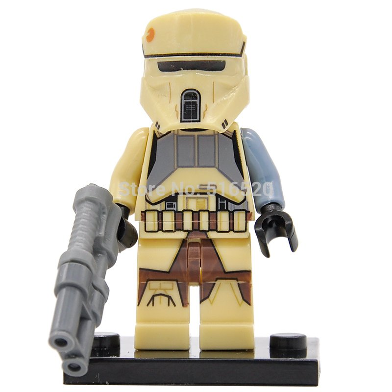 Lego Compatible Star Wars  Shoretrooper Minifigure Toy