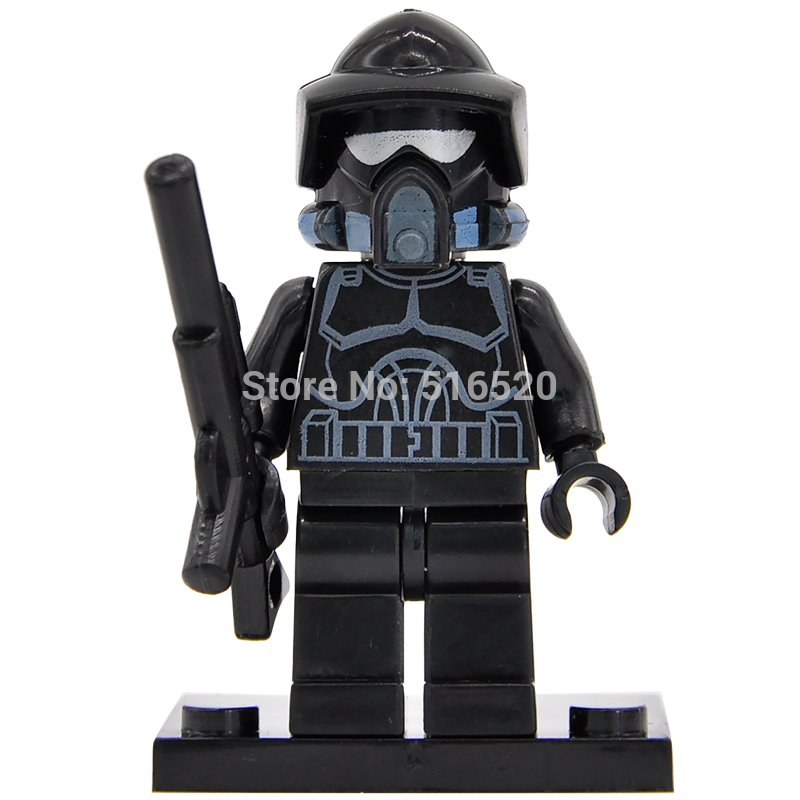 Star Wars minifigures Shadow ARF Clone Trooper Lego Compatible Toy
