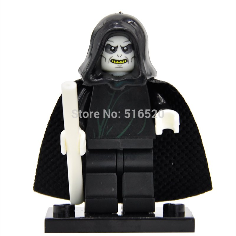 Lord Voldemort Harry Potter Minifigures Lego Compatible Toy