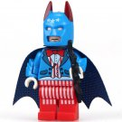 Lego Batman Minifigure America Style Compatible Toys