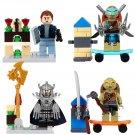 Ninja Turtle Super Heroes Avengers Space Wars Minifigure Lego Compatible Toy