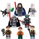 Star Wars Minifigure Chewbacca Rowan Kordi Darth   Lego Compatible Toy