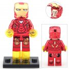 Iron Man Bricks Built Minifigures Lego Super Heroes Toy