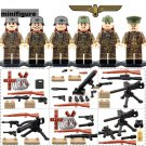 Lego City Police Compatible Toy Kharkov military swat Minifigures