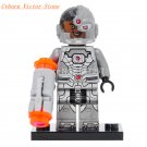 Cyborg Victor Stone Lego Super Heroes Avengers Minifigures Compatible Toy