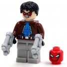 Red Hood Jason Todd The Batman Movie Minifigure Lego Compatible Toy