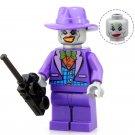 Purple Joker Villain The Batman movie Minifigure Lego Compatible Toys