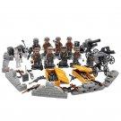 Empire Marine military minifigure Lego Compatible Toy
