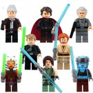 Star Wars SatelleShan Obi-Wan Kenobi Minifigure Lego Compatible Toy