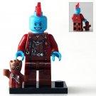 Yondu Guardians of the Galaxy Lego Minifigure Toys