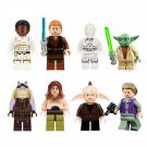 Lego Star Wars Even Piell Leia Minifigure Compatible Toy