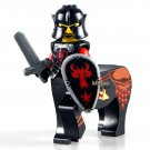 Dragon Knight Type D Medieval Castle Minifigure Lego Compatible Toys