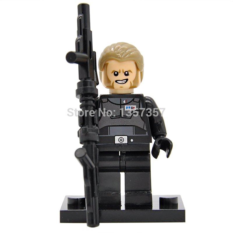 Star Wars Agent Kallus  Minifigure Lego Compatible toys