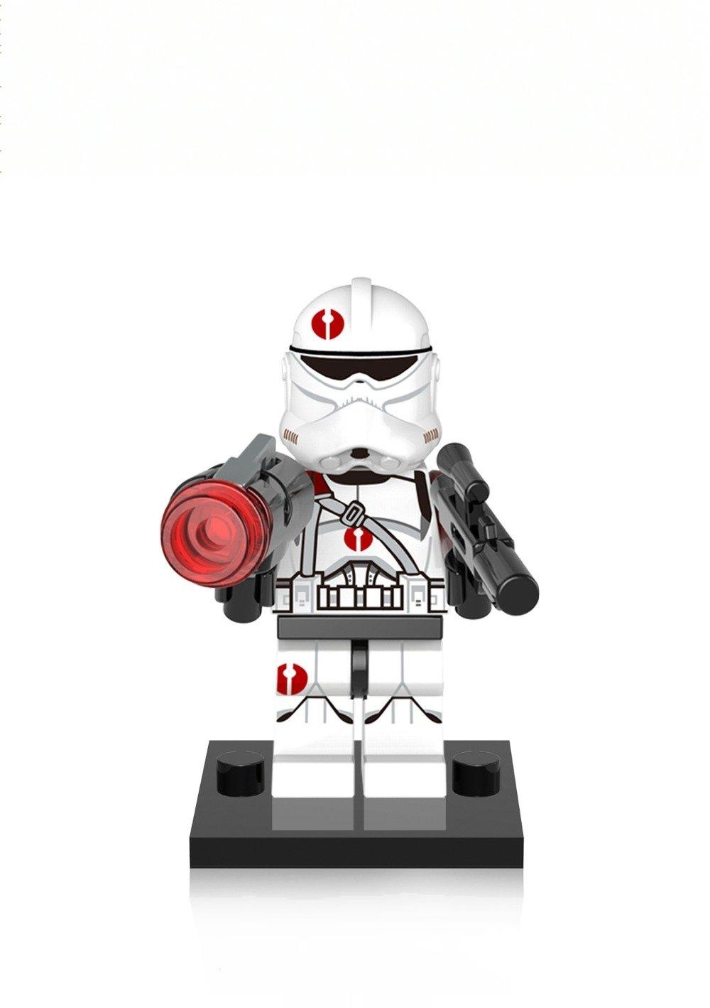 Commander Neyo Star Wars   Lego Minifigure Compatible toys
