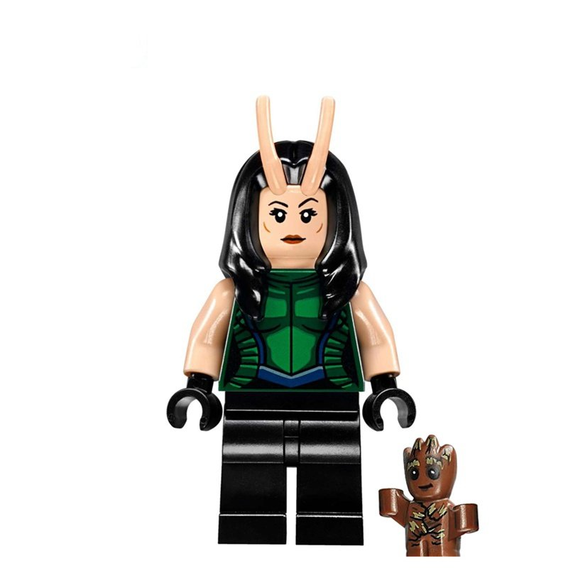 Mantis Guardians of the Galaxy Lego Minifigure Compatible toys