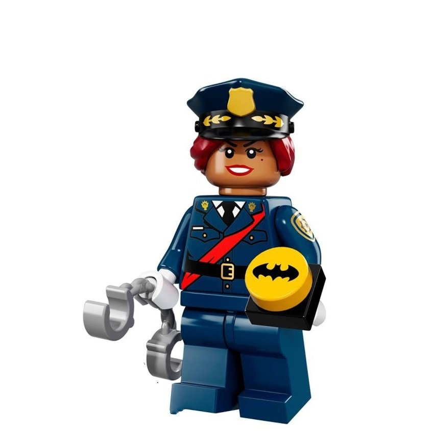Barbara Gordon DC Super Hero minifigure Lego Compatible toy