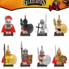 Heroes Rome Commander Crusader Centurion Lego minifigure Compatible toy