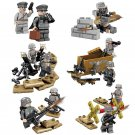 German Army Special forces WW Lego Military Minifigure Compatible toys