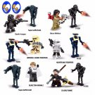 Star Wars Rogue One Figures TX20 K-2SO Droid Darth Hovertank Lego Minifigures Compatible Toys