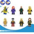 Marvel X-Men Figures Building Lego Minifigures Compatible Toys