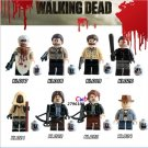 The Walking Dead Minifigures building blocks Lego Compatible toys