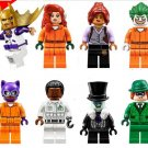 Joker Catwoman constellation Batman Movie Minifigures Lego Compatible Toys