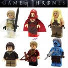 Game of Thrones Series building blocks Lego Minifigures Compatible toys