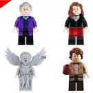 The Beatles John Lennon Doctor Who Collectible Minifigures Building Lego Compatible Toys