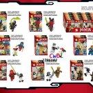 Ninjago sets phantom Golden Ninja minifigures Lego Compatible Toys