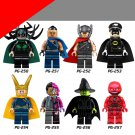 Thor ragnarok sets Thor Rocky Loki Valkyrie Flash minifigures Lego Compatible Toys