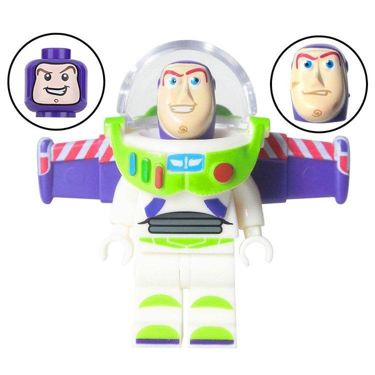 Toy Story Buzz Lightyear Disney Legos minifigures Compatible Toys