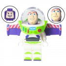 Toy Story Buzz Lightyear Disney Legos minifigures Compatible Toys
