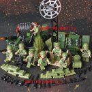 WW2 Soldiers American Battle of Midway Lego Soldiers Sets Compatible Toys