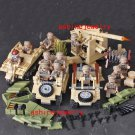 Germany Soldiers Battle of France Lego Military Compatible Toys