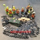 Vietnam War Easter Offensive American Soldiers minifigures Lego Soldiers sets Compatible Toys