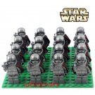 Star Wars Clone Trooper lot Clone Commando Gray group Lego Compatible Toys