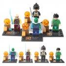 Dragon Ball Z Goku Master Roshi minifigures Lego Anime  Compatible Toys