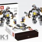 Iron Man minifigures Marvel Avengers MK1 Lego Compatible Toys